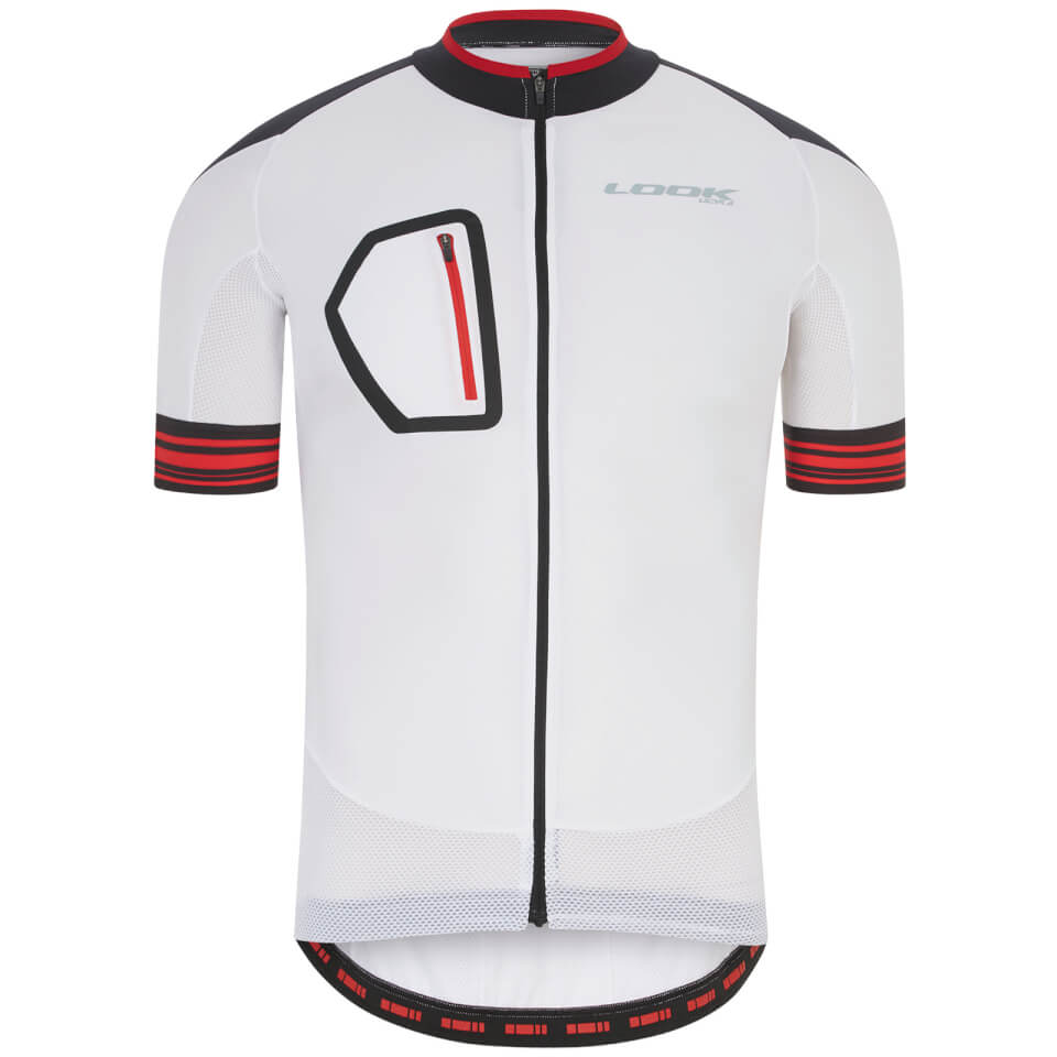 look-ultra-jersey-black-white-m-black-white