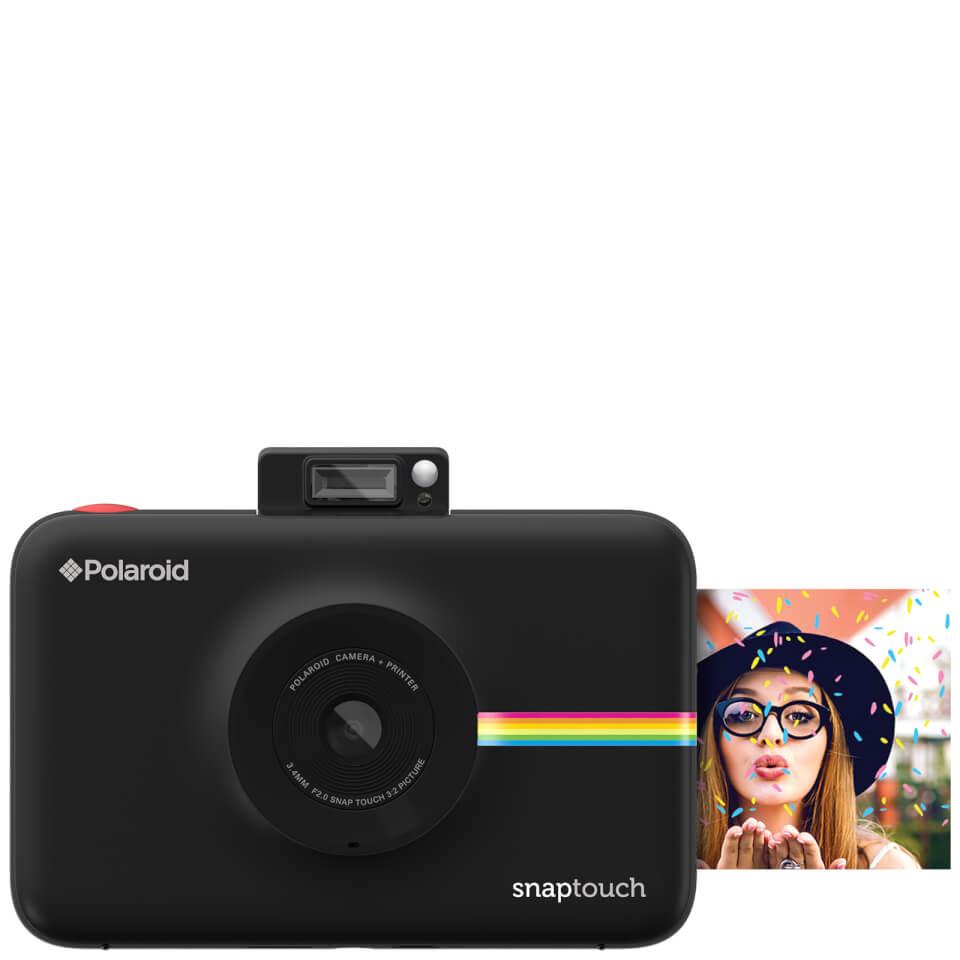 Appareil Photo Instantané Polaroid Snap Touch Instant avec Écran LCD -Noir