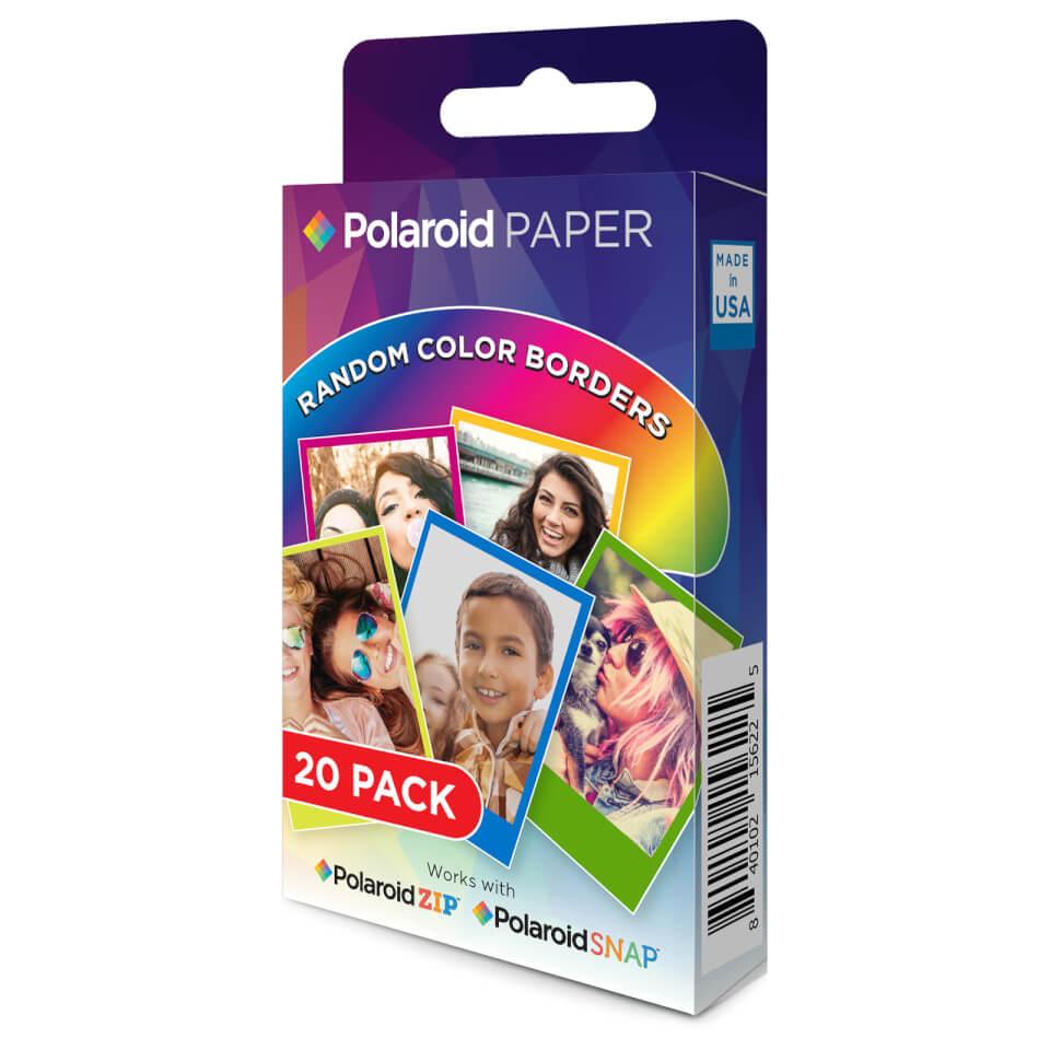 polaroid-20-pack-of-filmpaper-rainbow-border-2x3-inch