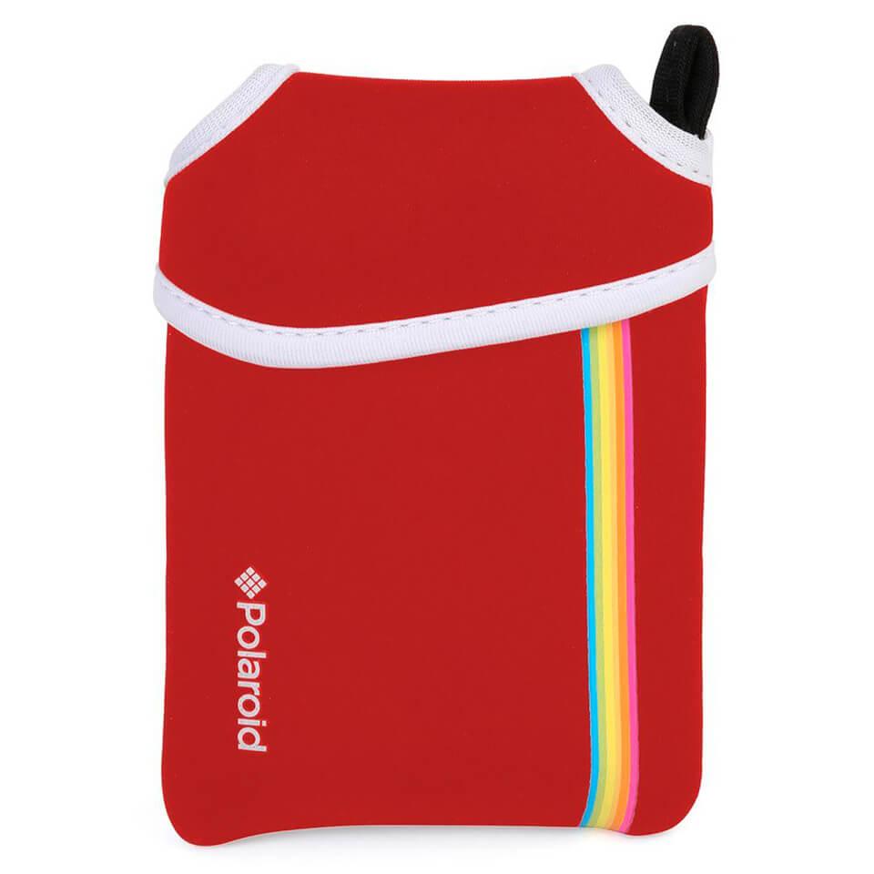 polaroid-neoprene-pouch-for-zip-instant-mobile-printer-red