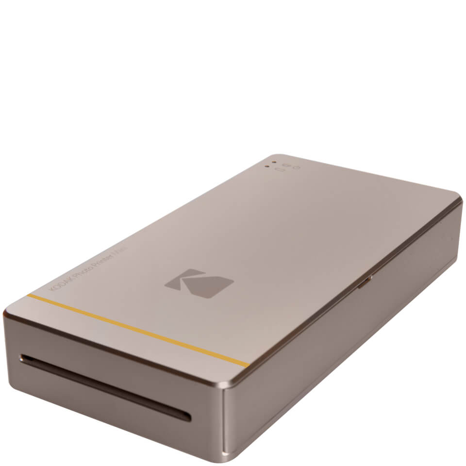 Kodak Wi-Fi Mobile Mini Photo Printer - Gold