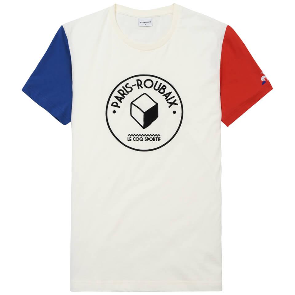 le-coq-sportif-paris-roubaix-t-shirt-white-m