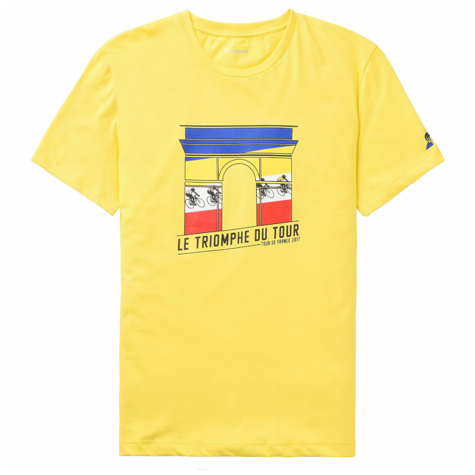 le-coq-sportif-tour-de-france-n4-arrival-t-shirt-yellow-s