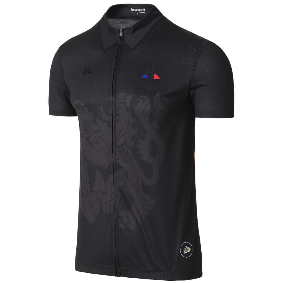 le-coq-sportif-tour-de-france-2017-replica-jersey-black-xl-black
