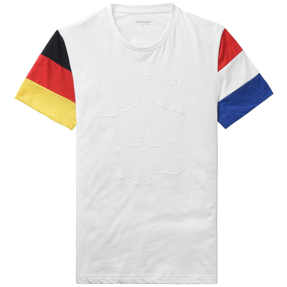 le-coq-sportif-tour-de-france-n3-grand-depart-t-shirt-white-s