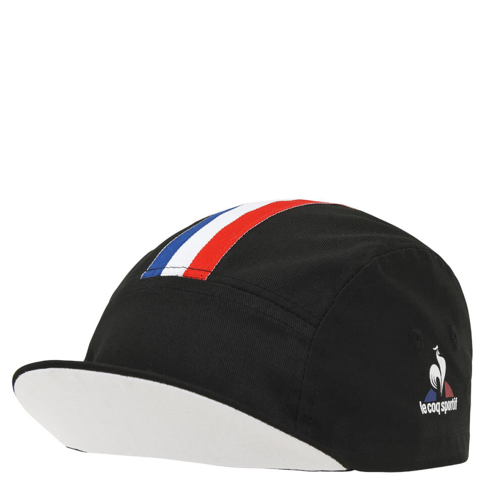le-coq-sportif-dedicated-cap-black