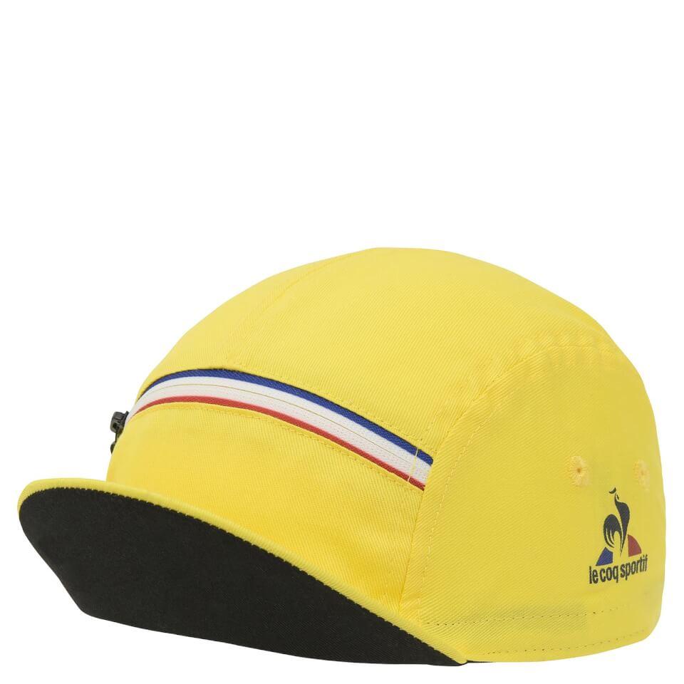 le-coq-sportif-tdf-signature-cap-yellow