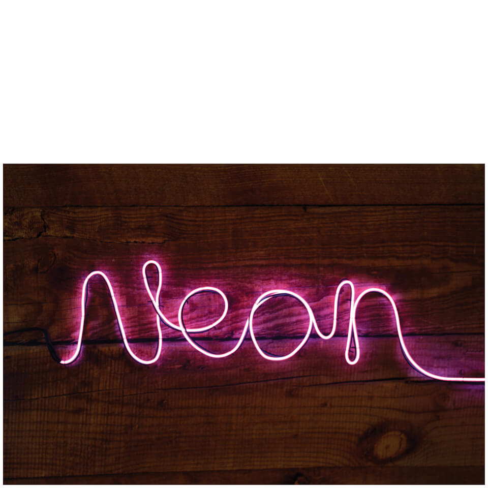 Gifts under 10 fantastic present ideas for less iwoot make your own neon light pink negle Choice Image