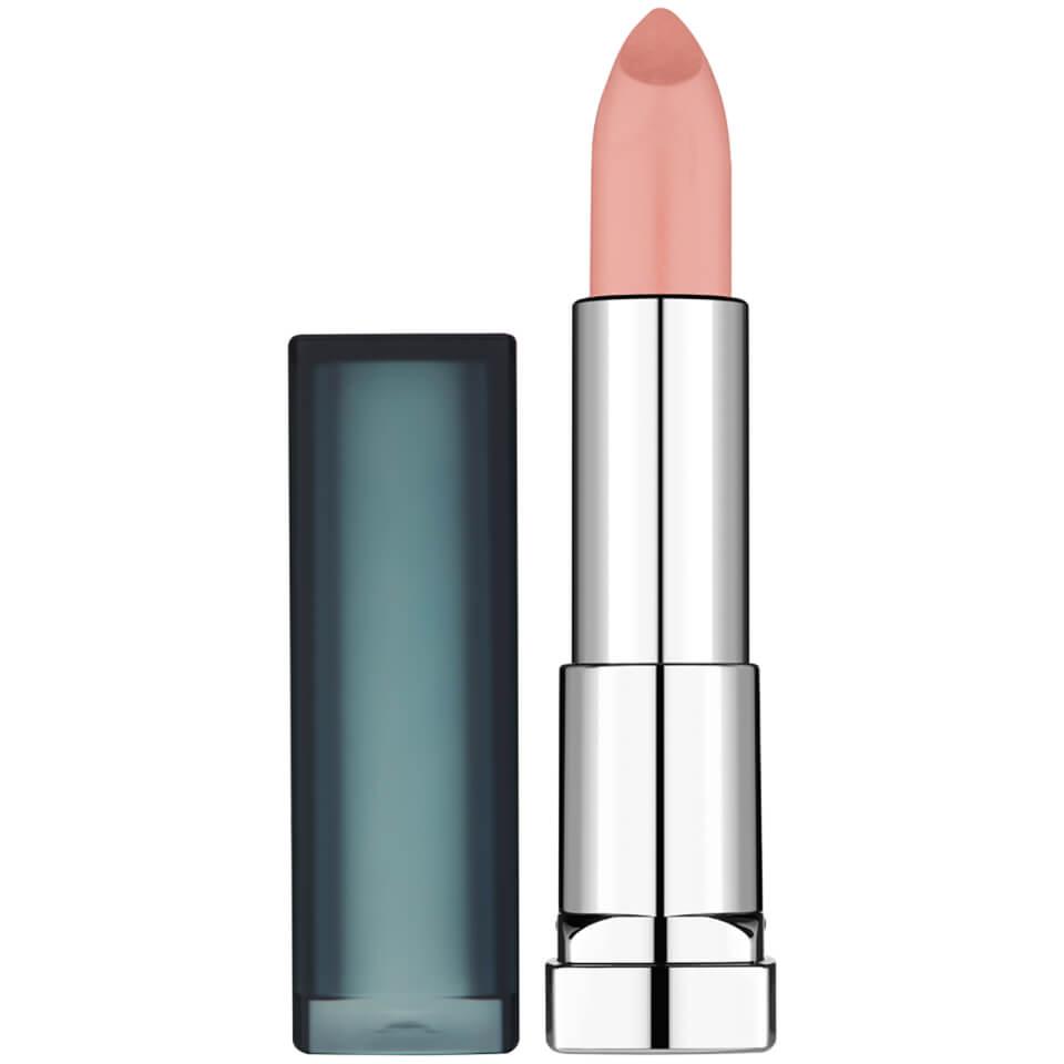 Maybelline Color Sensational Lipstick Mattes Nudes 981 Purely Nude Stuk