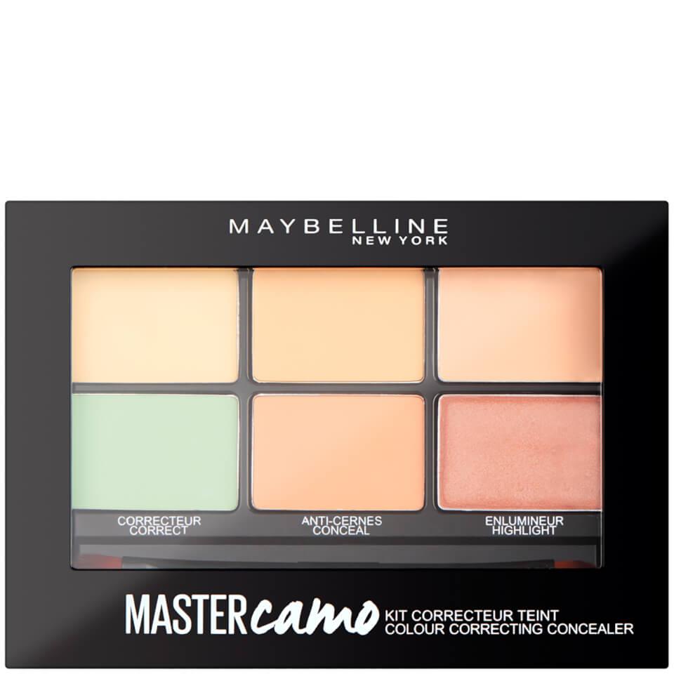 Maybelline Master Camo Color Correcting Concealer Kit 6g - Light