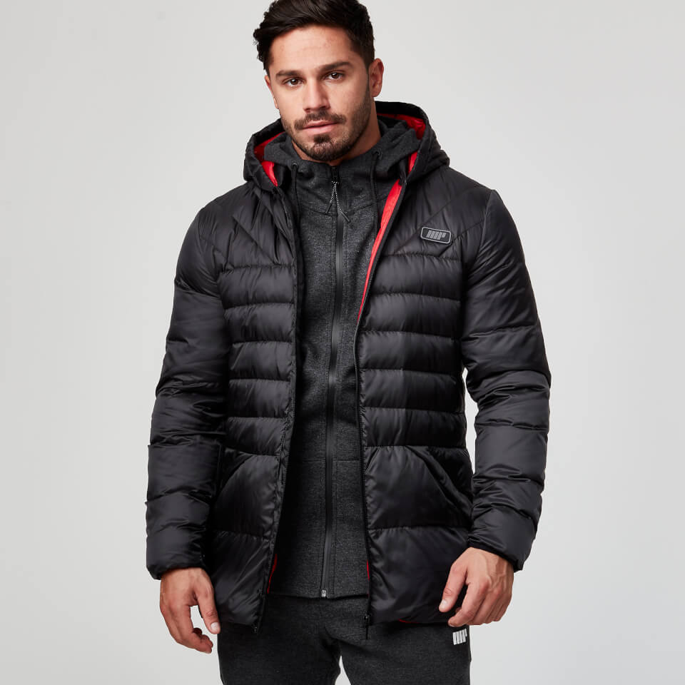 Pro Tech Heavyweight Puffer - Black - XL 11426635