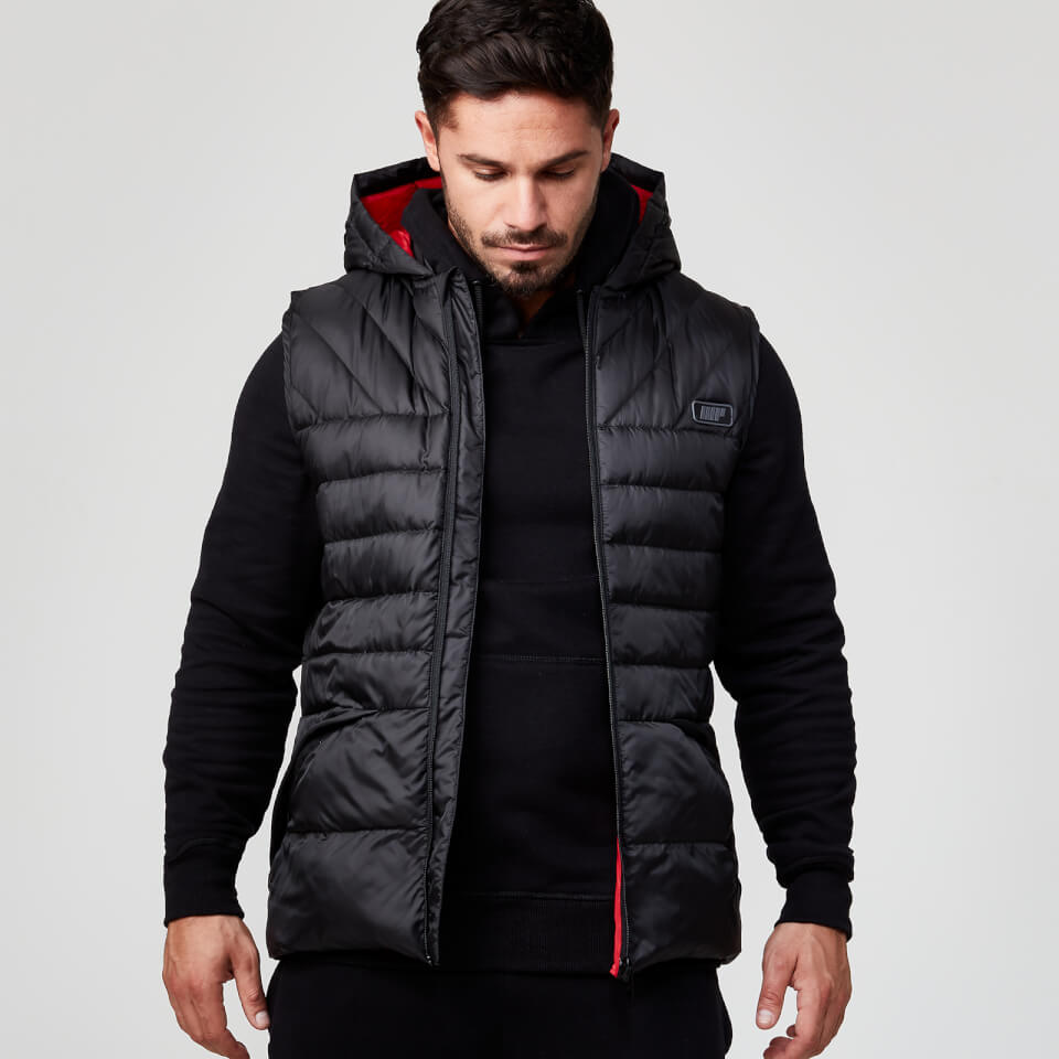 Pro Tech Heavyweight Gilet - Black - XL 11426716