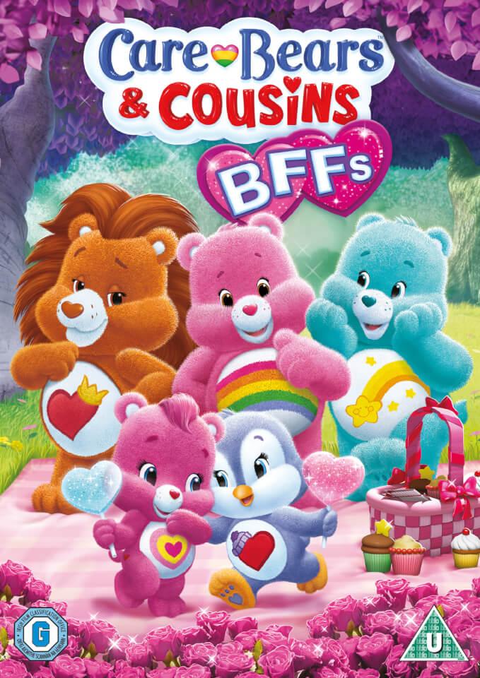 Carebears & Cousins: BFFS DVD
