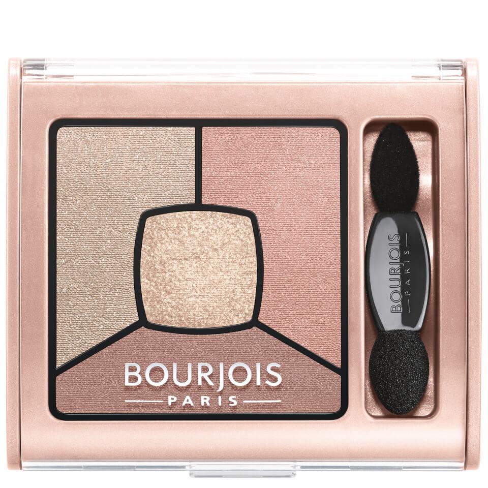 Bourjois Quad Eyeshadow Tomber des Nudes 3.2g