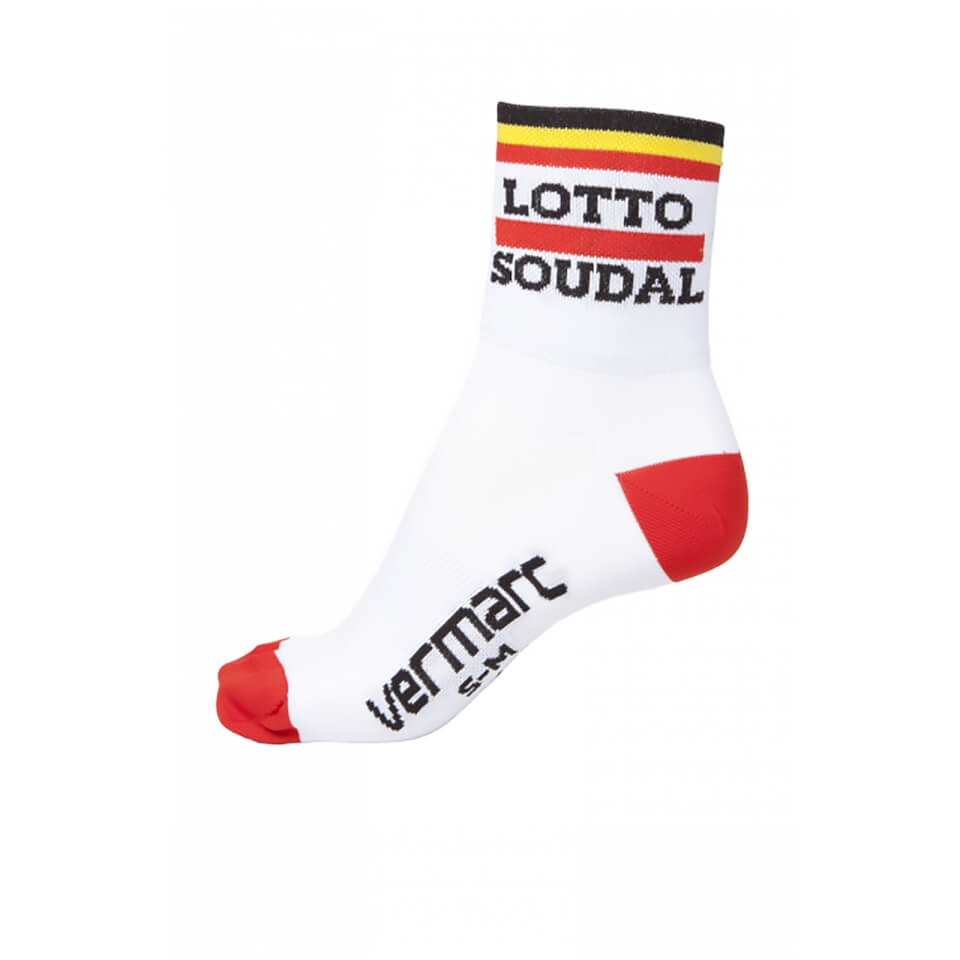lotto-soudal-socks-red-white-s-m