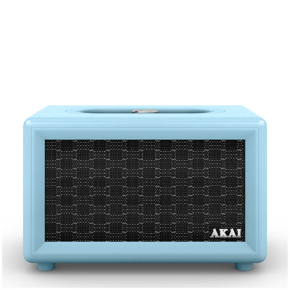 Altavoz Bluetooth Akai Retro - Azul