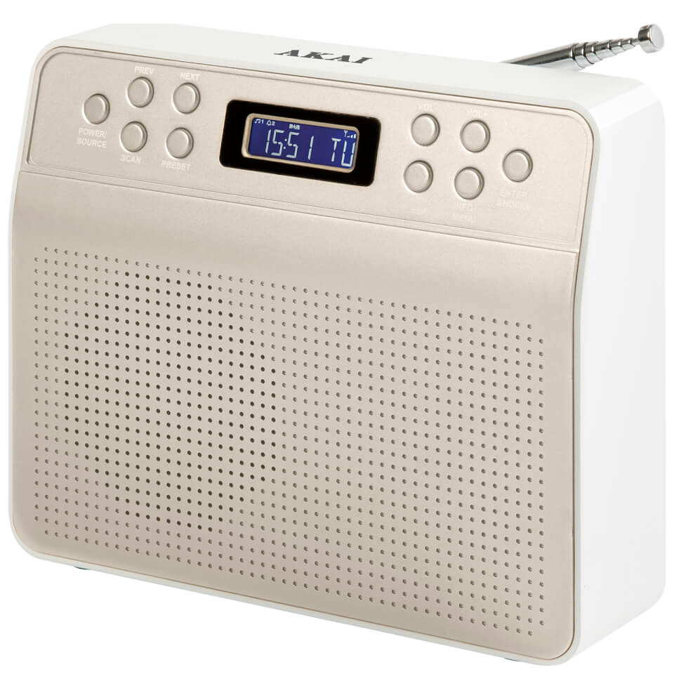 akai-dynmx-portable-dab-radio-with-lcd-screen-champagne