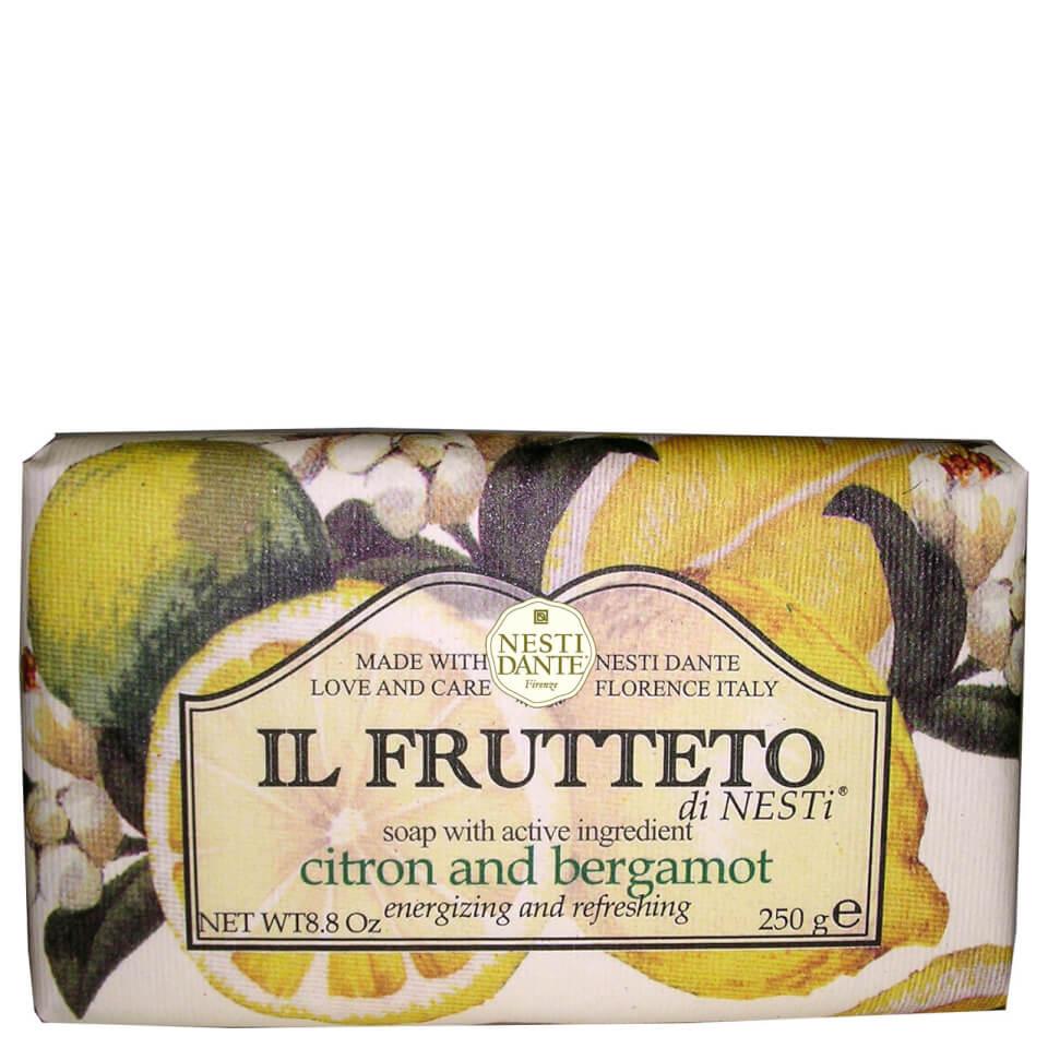 Nesti Dante Il Frutteto Citron & Bergamotte Stückseife
