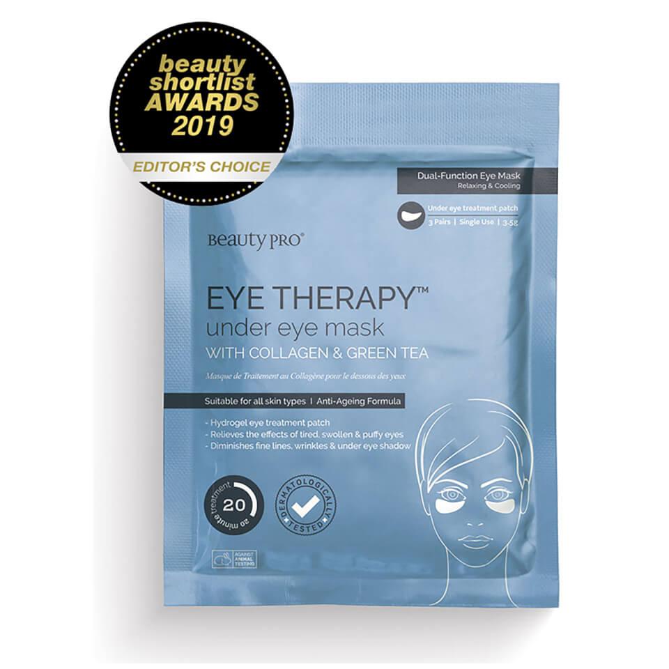 Beauty PRO Eye Therapy Collagen & Green Tea Augenpads