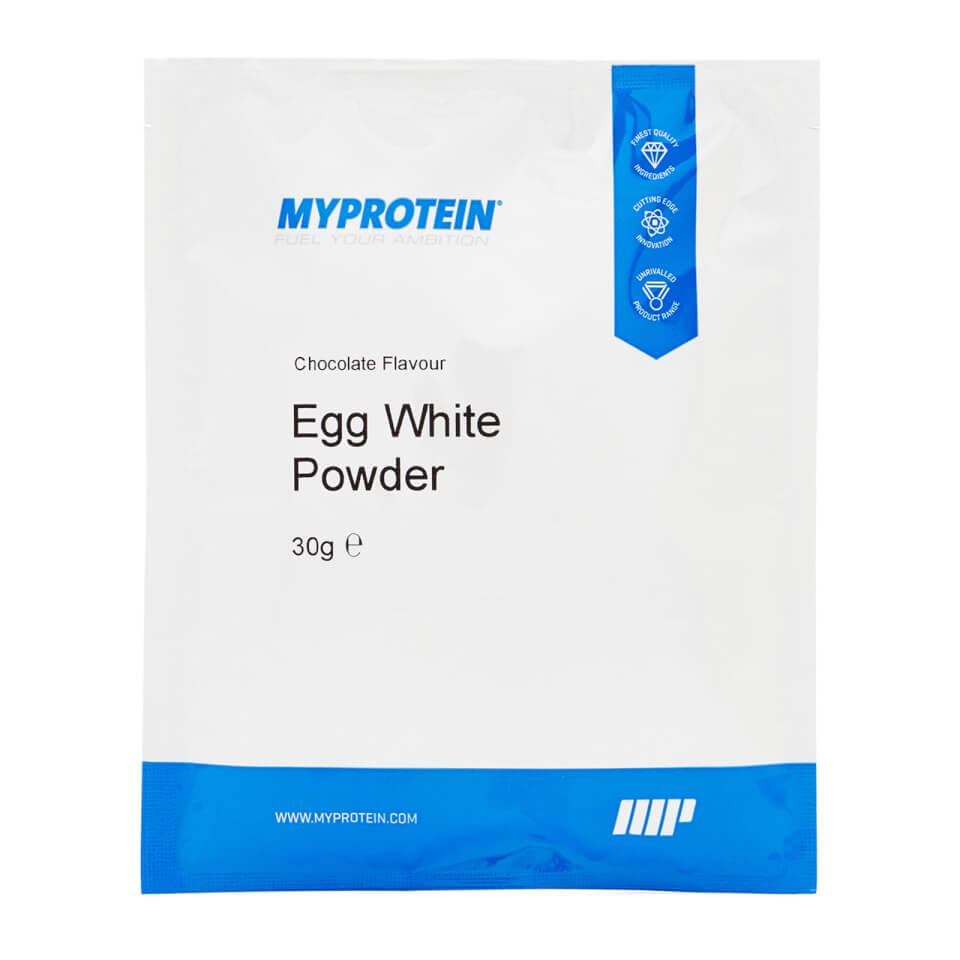 Egg White Powder (Sample) - 30g - Chocolate