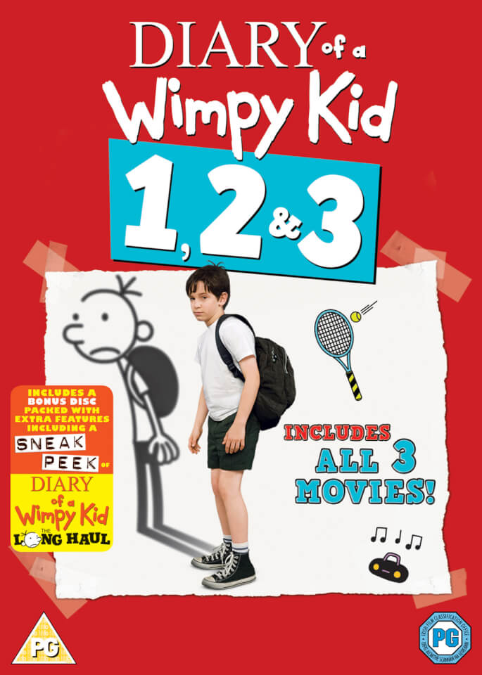 The Diary Of The Wimpy Kid New Movie