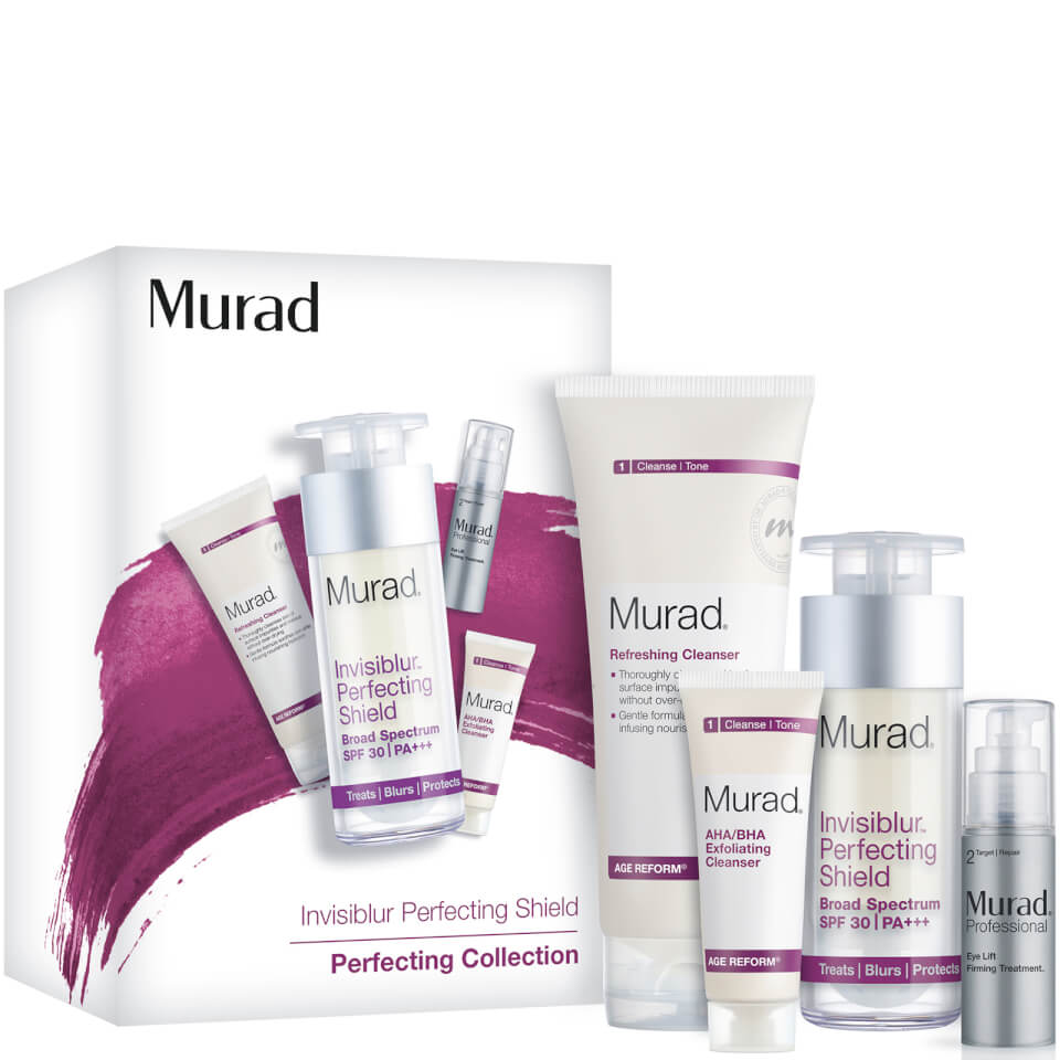 Murad Invisiblur Perfecting Collection (worth +-94)