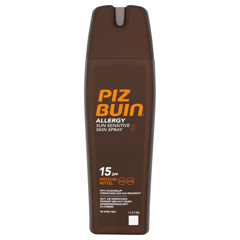 Piz Buin Allergy Spray Factor(spf)15 200ml