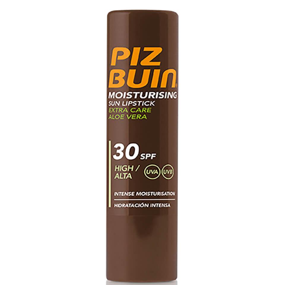 Piz Buin Moisturising Lipstick SPF 30 4.9g Aloe Vera