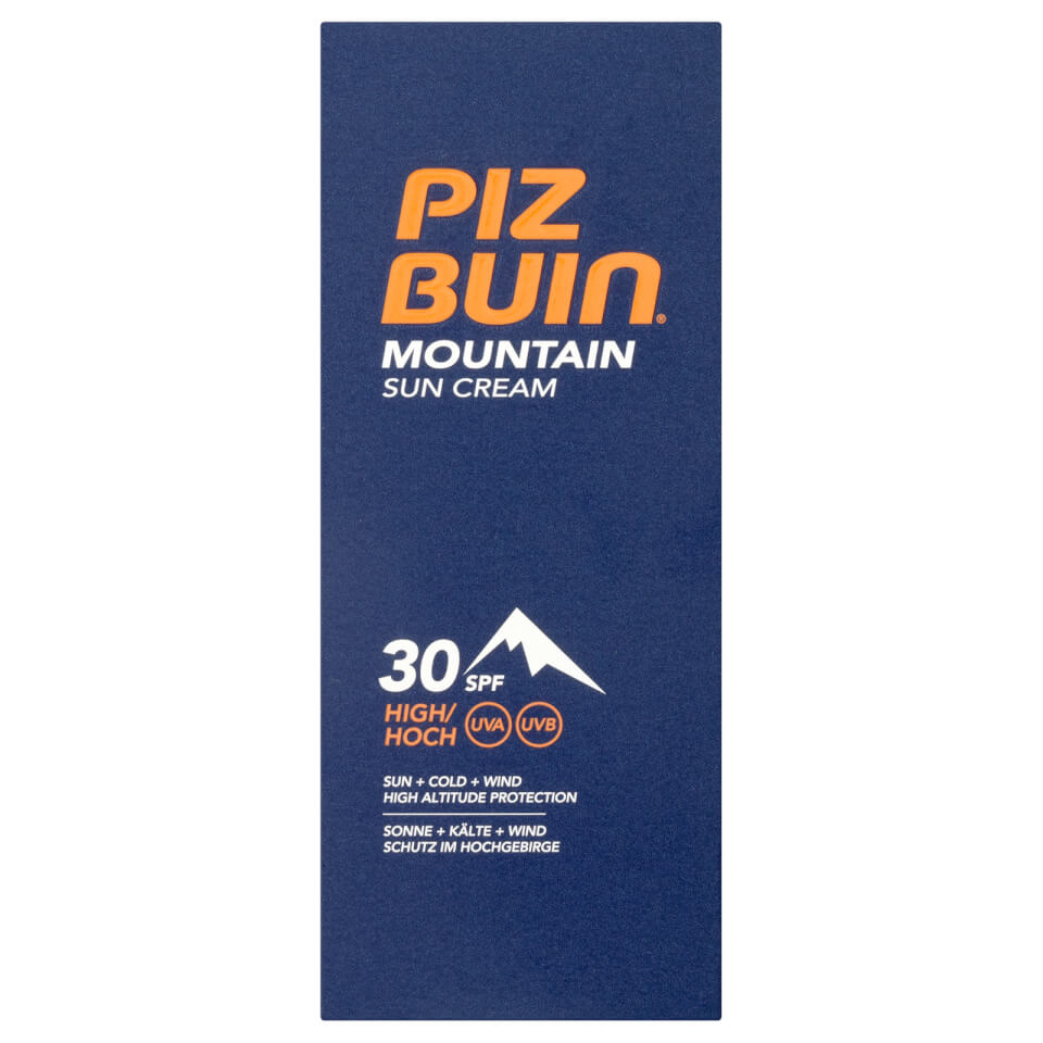 Piz Buin Mountain Suncream Factor(spf)30 50ml