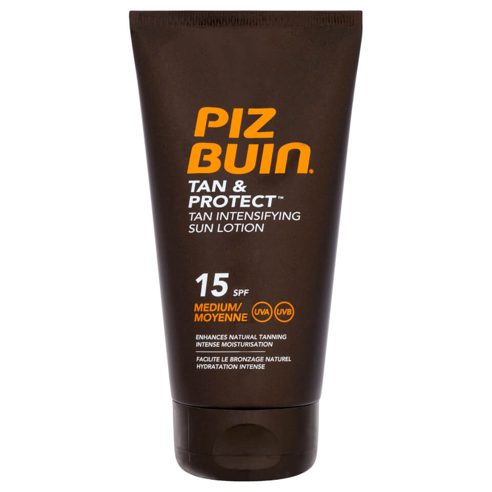 Piz Buin Tan and Protect Lotion Factor(spf)15 150ml