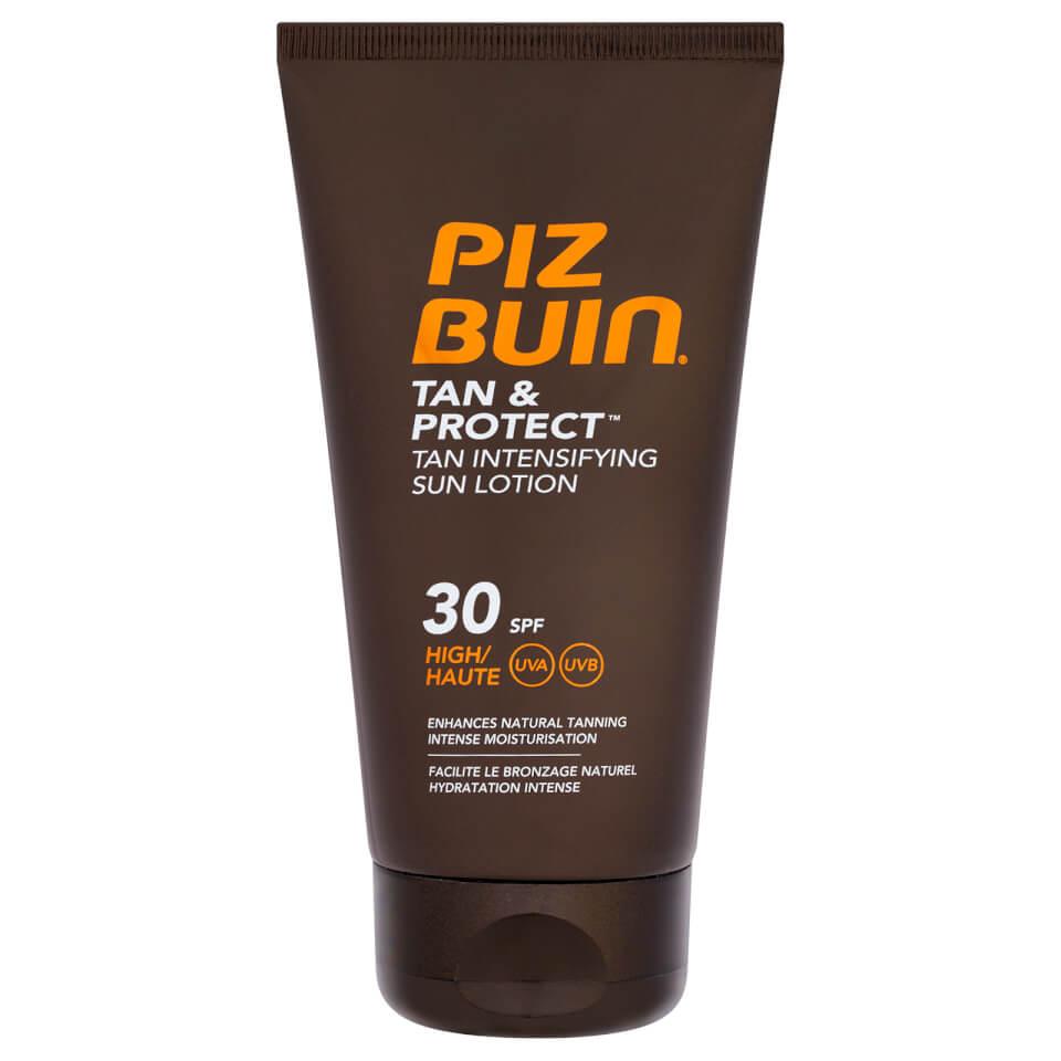 Piz Buin Tan & Protect Tan Intensifying Sun Lotion High SPF30 150ml