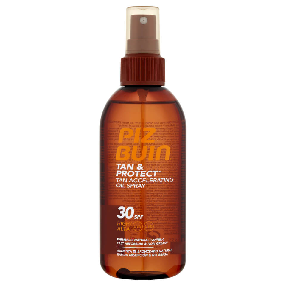 Tan & Protect Tan Intensifying Sun Spray Spf 30, 150 Ml