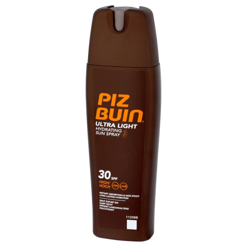 Piz Buin In Sun Ultra Light Spray Factor(spf)30 200ml