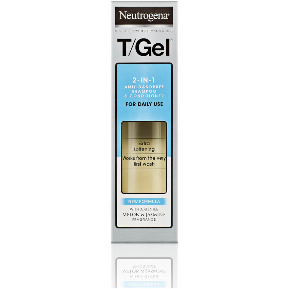 Neutrogena T/Gel 2-in-1 Dandruff Shampoo Plus Conditioner