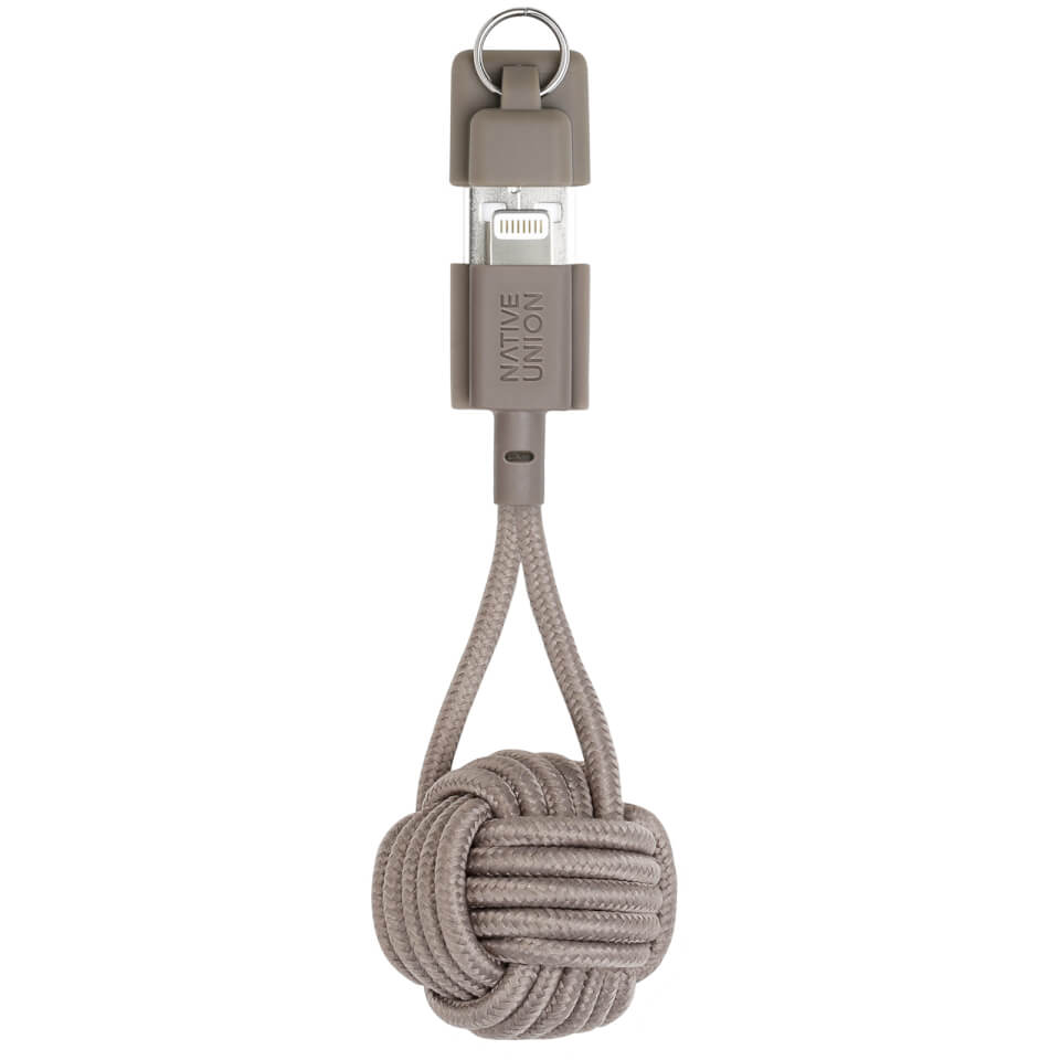 Native Union Key Cable - Taupe