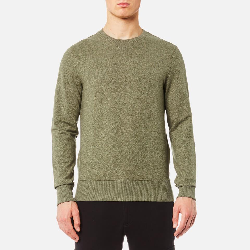 Michael Kors Mens Fleece Sweatshirt Ivy Jaspe Xxl