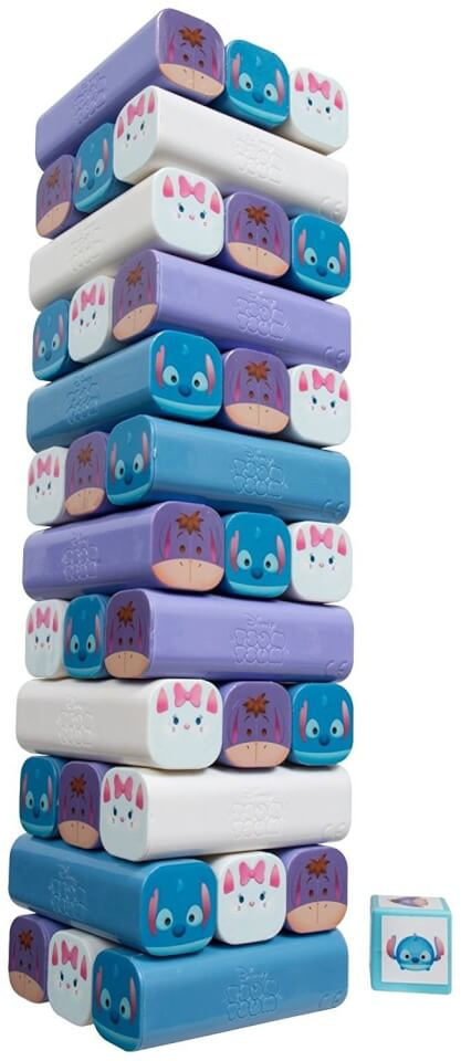 Disney Tsum Tsum Stack It High Jenga Blocks