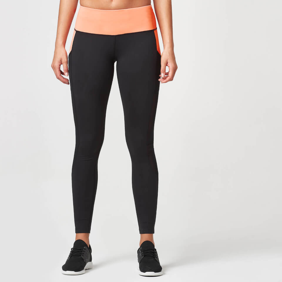 Beat Leggings - Black - XS 11437588