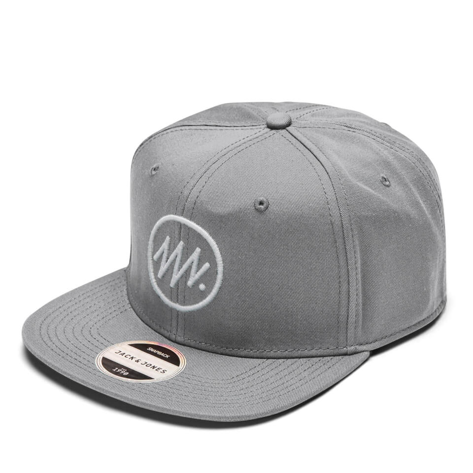Gorra Jack & Jones Core Circle - Hombre - Gris