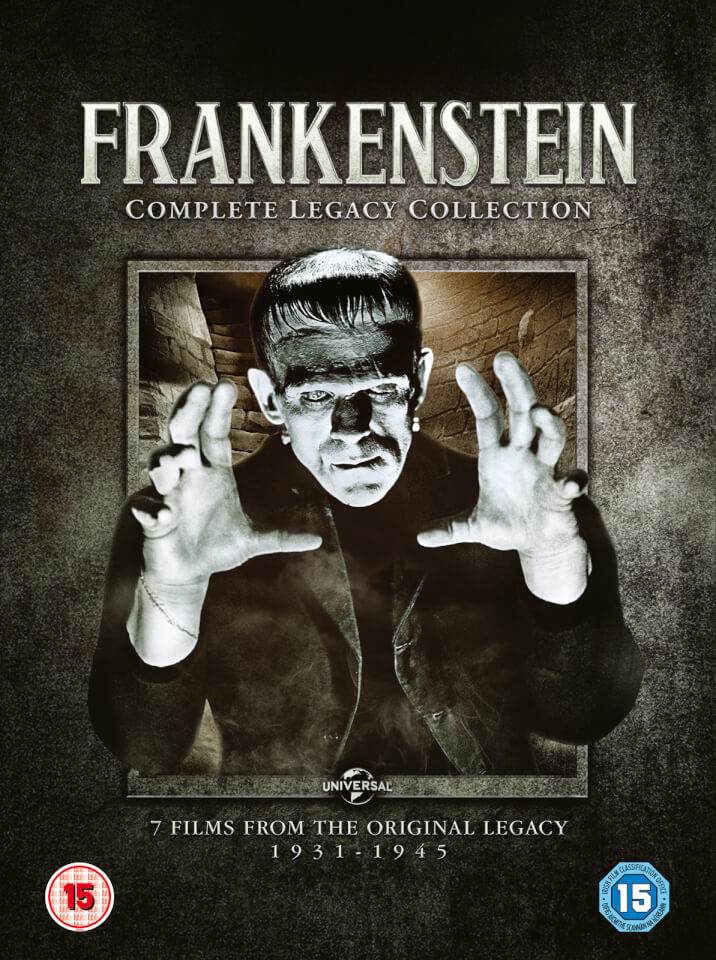 frankenstein-complete-legacy-collection