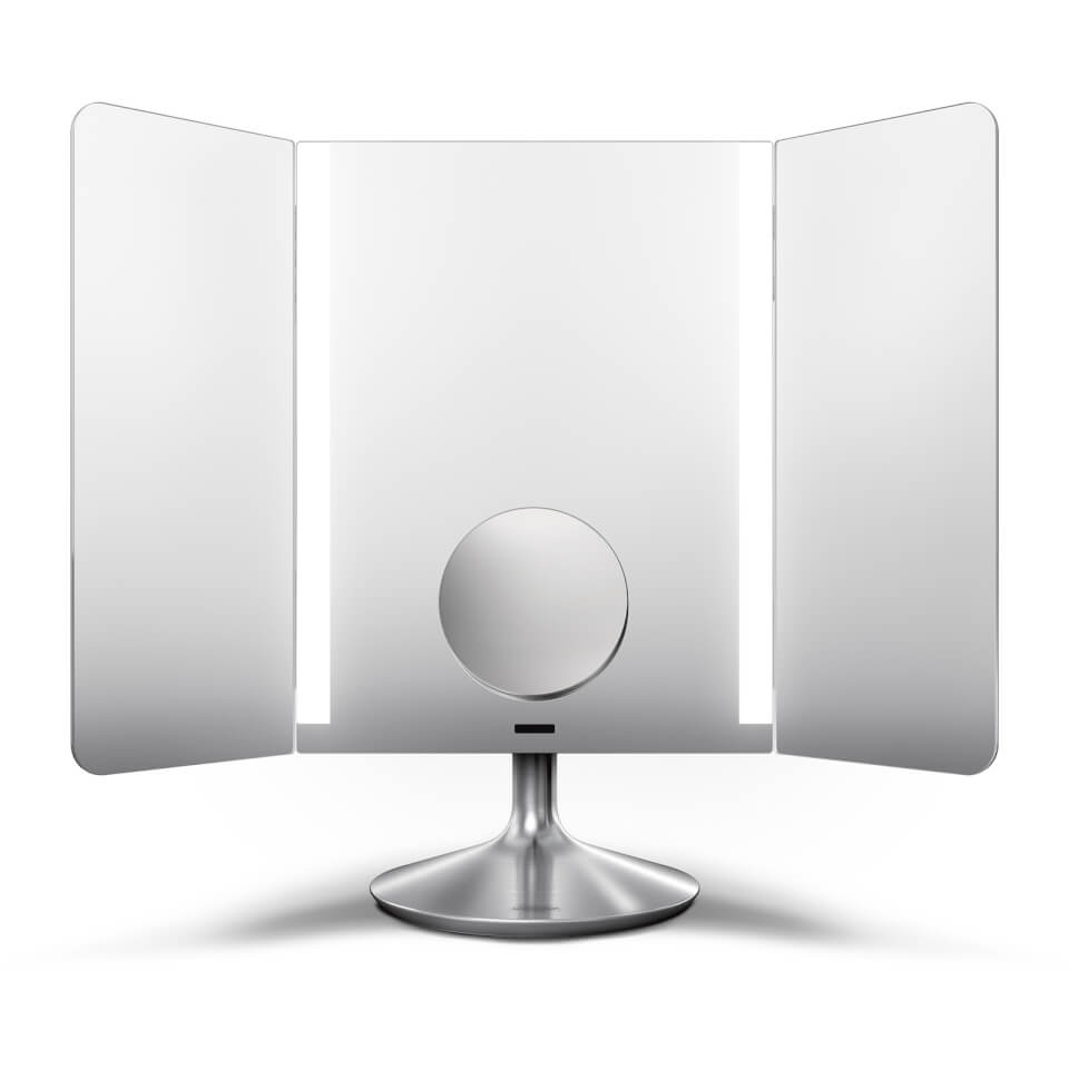 simplehuman-wide-view-rechargeable-app-enabled-stainless-steel-sensor-mirror