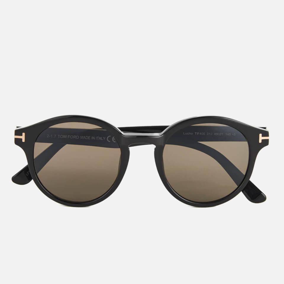 Tom Ford Mens Lucho Sunglasses Black