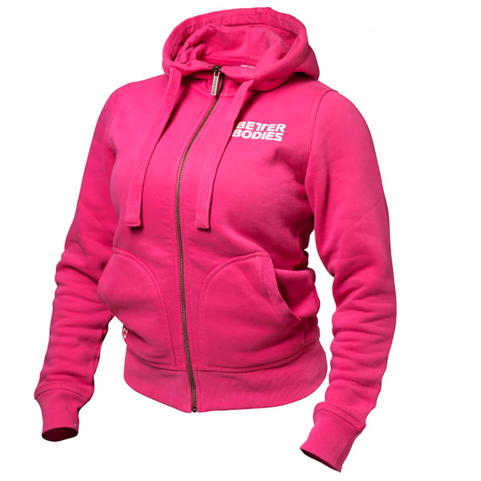 better-bodies-soft-hoody-hot-pink-s-pinkki