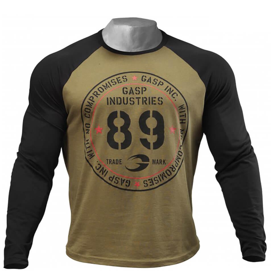 gasp-raglan-long-sleeve-t-shirt-military-olive-black-xxxl-green-black