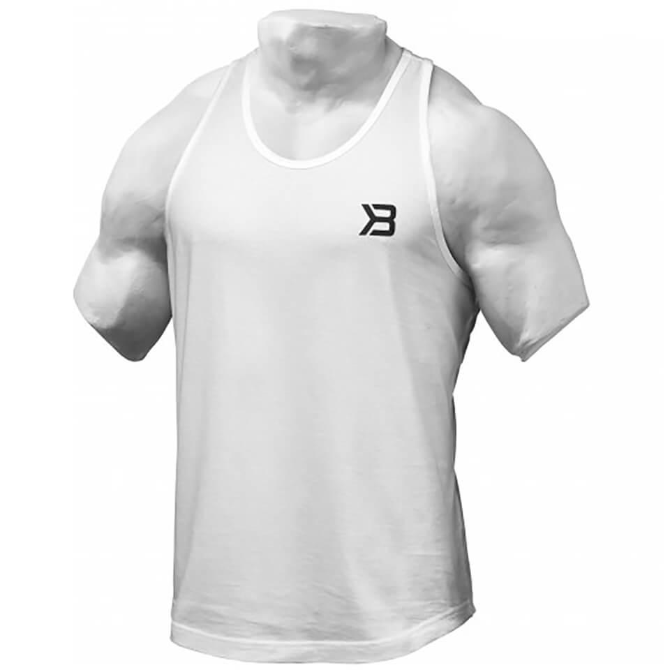 better-bodies-essential-t-back-vest-white-s-valkoinen