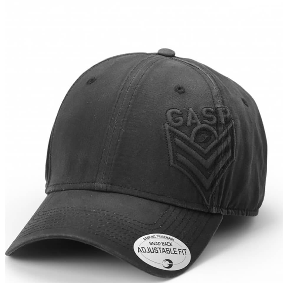 gasp-broad-street-cap-black