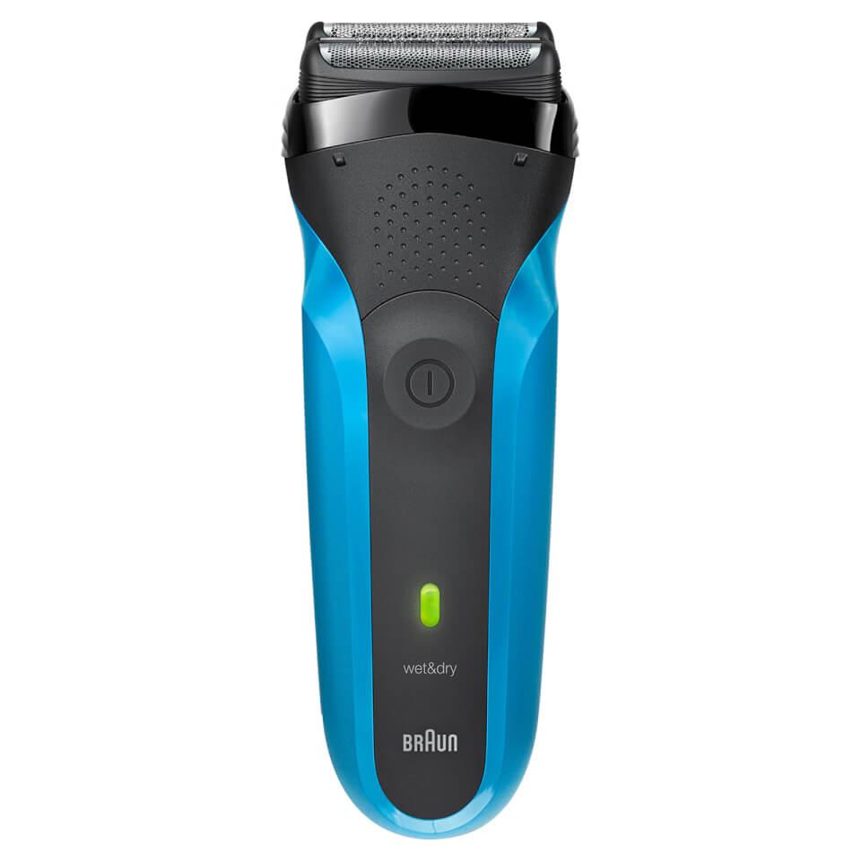 Braun 310 Blue Series 3