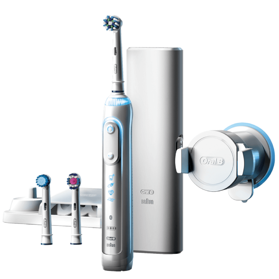 oral b pro genius 8000 electric toothbrush for. Black Bedroom Furniture Sets. Home Design Ideas