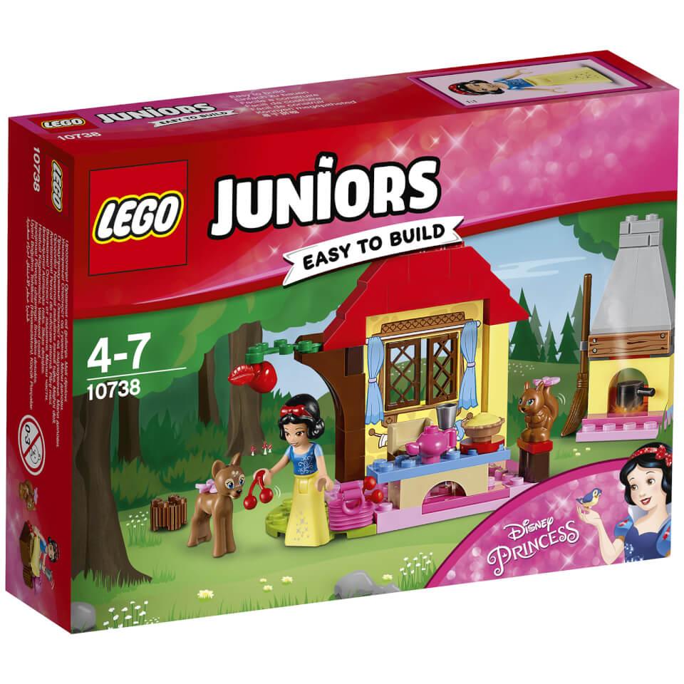 LEGO Juniors Disney Snow Whites Forest Cottage (10738)