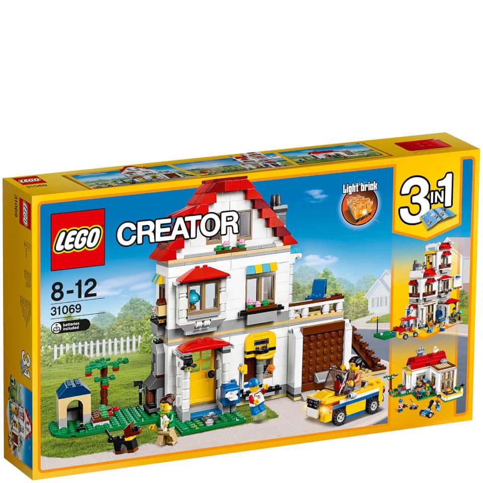LEGO Creator - Villa Familiar Modular - 31069